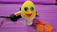 Horgolt tojáscsibe: az arcrészek rögzítése Crochet Hats, Easter, Personalized Items, Pink, Crocheted Hats, Rose, Hot Pink