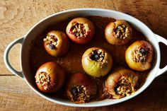 Choose-Your-Own-Adventure Baked Apples