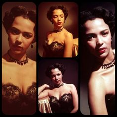 No one will EVER compare to the legendary Dorothy Jean Dandridge. Old Hollywood Stars, Old Hollywood Glamour, Ms Jones, Black Women Quotes, Best Actress Oscar, African American Beauty, Dorothy Dandridge, Classic Beauty, Black Beauty
