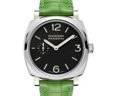 Watches By SJX: Panerai Unveils Radiomir 1940 42mm with New P.1000...