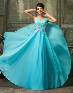 Ebay usa vestidos de fiesta largos