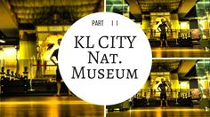 KUALA LUMPUR VLOG : National Museum  - War Memorial -  Kings Palace & Merdaka Square ----- While doing my vlog I realise that the national museum in Kuala Lumpur in Malaysia is becoming one of my favourite museums in Asia. It is a big museum with many artefacts to see. There is hardly any entrance fee to pay and the small fee you actually have to pay is trivial compared to what you get in return.  Kuala Lumpur is a city with lots of things to do and wether you choose to explore the city by…