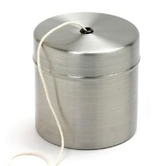 Cotton Twine With Stainless Steel Holder/Dispenser.