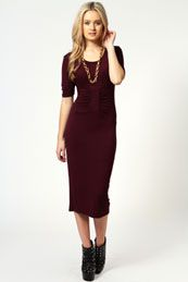 Bodycon Dresses | Affordable Bandage Dresses and Party Dresses from Boohoo