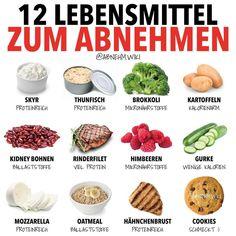 12 LEBENSMITTEL ZUM ABNEHMEN von @abnehm.wiki - Es gibt keine bestimmten Lebensm #aabnehm #Abnehmen #bestimmten #keine #lebensm #lebensmittel