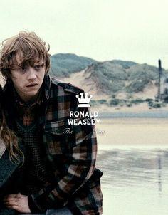 Ron Weasley.