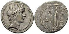 Aigeai, Cilicia, 31 - 30 B.C.