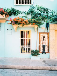 Because the winter wanderlust is design-savvy spots to add to your list of must-see spots. (Including Cartagena, Colombia, seen here!) Tap the link in our bio for more. Photo by Visit Colombia, Colombia Travel, Columbia South America, South America Travel, Places To Travel, Places To Go, Travel Destinations, You Make Beautiful Things, Beautiful Places