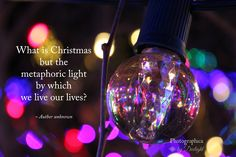 What is #Christmas...? <3