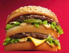 Big mac caseiro - Ideal Receitas