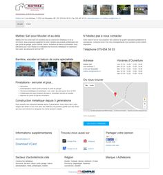 Mathez Sàrl, Les Reussilles, Bern, construction métallique, serrurerie, barrière