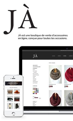 JÀ - accessories for every occasion. on Behance