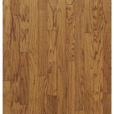 Bruce Locking Smooth Face Butterscotch Oak Hardwood Flooring (22-sq ft)