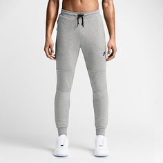Nike Tech Fleece Men's Trousers. Nike Store UK