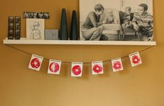 Make an apple stamp banner! All about apples: apple stamping, apple banner, apple picking. Apple Activities, Activities For Kids, Apple Art, Inspiring Art, Ants, Apples, Stamping, The Creator, Craft Projects