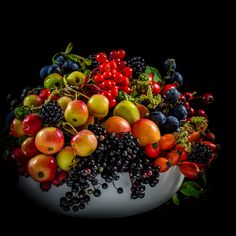 autumn fruits by Robin Stewart on 500px