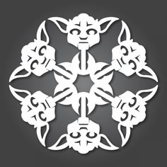 Star Wars Snowflakes — Bored Factory