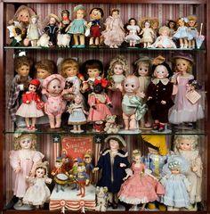 Dolls, dolls, dolls!