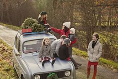 Want to do this shoot so bad with my little red bug! There is always next year...