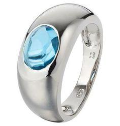 Juwelierwaren: Fabiani Ring Sterling Silber 925 Blautopas von Fabiani Gemstone Rings, Gemstones, Jewelry, Blue Topaz, Rings, Jewellery Making, Jewlery, Gems