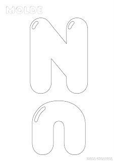 Stencil Lettering, Doodle Lettering, Creative Lettering, Lettering Tutorial, Bubble Letter Fonts, Printable Alphabet Letters, Alphabet Templates, Abc Worksheets, Cardboard Letters