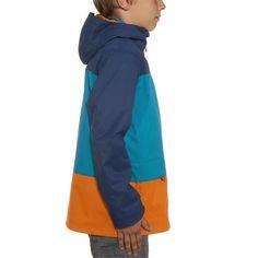Senderismo Junior Montaña niños - Arpenaz500 3en1 JR azul/marrón QUECHUA - Niños y Bebés