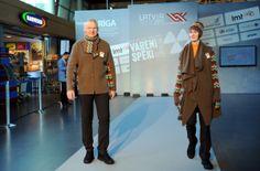 Sotchi 2014, Riga, Outfits