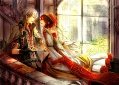 Absolutely love this series! - Akagami no Shirayukihime (Red-Haired Snow White Princess)
