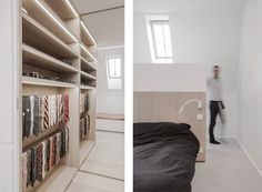 minimalist belgian home by contekst