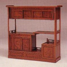 Chiangmai Sudaluck Co., Ltd. Furniture with carving
