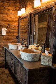modern rustic houses rustic cottages modern rustic style rustic cottages rustic kitchen rustic furniture rustic home decor webshop rustic food meaning Rustic Cottage, Rustic Houses, Rustic Bathroom Designs, Bathroom Ideas, Flat Plan, Rustic Design, Rustic Style, Modern Rustic, Industrial Bathroom