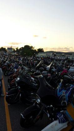 Weirs laconia bike beach week