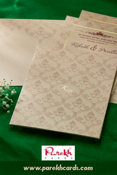 Our Hindu wedding cards collection is finest & represents colorful mood of wedding. Marriage Invitation Card, Wedding Invitations Online, Elegant Wedding Invitations, Wedding Invitation Cards, Hindu Wedding Cards, Paper Board, Mailing Envelopes, Wedding Card Design, Wedding Preparation