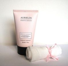 New Aurelia Probiotic Skincare 30ml Miracle Cleanser + bamboo muslin cloth in Health & Beauty,Facial Skin Care,Cleansers & Toners | eBay