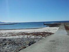 Scottish Islands - Beach on the Isle of Benbecula