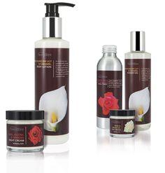 Nexrastore's body care product range - http://www.paulcartwrightbranding.co.uk/nexrastores-body-care-product-range/