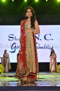 Collection by Shaina NC at CPAA Fashion Show.
