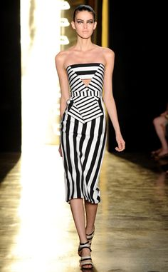Cushnie Et Ochs from Best Looks From New York Fashion Week Spring 2015 | E! Online