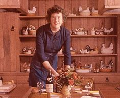 Chef David Myers Celebrates Julia Child's 100th Birthday