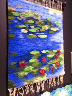 Burlington Handweavers & Spinners Guild – We work, play, and create with fibre in the heart of southern Ontario Monet, Art Gallery, Gardens, Create, Inspiration, Decor, Biblical Inspiration, Art Museum, Decoration