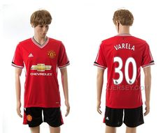 http://www.xjersey.com/201516-manchester-united-30-varela-home-jerseys.html 2015-16 MANCHESTER UNITED 30 VARELA HOME JERSEYS Only 33.11€ , Free Shipping!