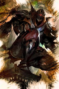 League of Legends, Zed