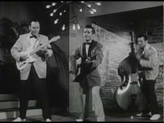 Johnny Burnette Trio - Lonesome Train (In Sync & Good Quality)