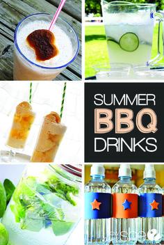 Backyard BBQ Recipes | How Does She...Drinks