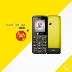 zpr O celular Mox M17 Dual Chip vem com rádio FM, MP3, câmera e suporta até dois chips de operadoras diferentes, não deixe de conferir essa oferta em nosso site, spacecell.com.br #spacecell #celular #smartphone #mox #moxcelular #celularmox #dualchip #lojavirtual #ecommerce