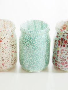 5 Idées créatives avec des emballages recyclés