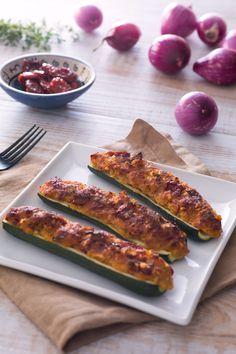 Le #zucchine #ripiene #vegetariane racchiudono un concentrato di sapori mediterranei che conquisterà il palato degli amanti delle verdure, e non solo! ( #veggie #stuffed #zucchini ) #Giallozafferano #reicipe #ricetta #mediterranean #vegetarian #vegetables #summer