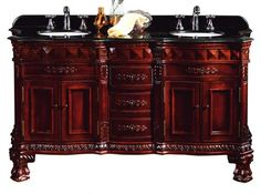 OVE-Decors-BuckinghamDBL-VB-Double-Vanity-with-Granite-Countertop-and-Ceramic-Double-Basins-60-15-Inch-Wide-Dark-Cherry