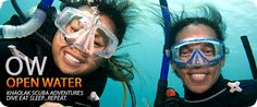 PADI Open Water Scuba Diving Course; $700; PACKAGE 3 (all inclusive): 23400 THB  PADI OPEN WATER COURSE LIVEABOARD FLATRATE 3 DAYS 3 NIGHTS ONLY 21400 THB ALL INCLUSIVE ONBOARD MANTA QUEEN 5 or MANTA QUEEN 2
