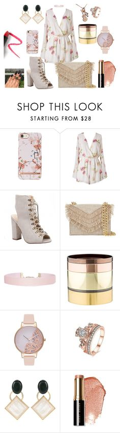 """#194"" by lucieprettyliars ❤ liked on Polyvore featuring Cynthia Rowley, Humble Chic, Gemma Redux, Olivia Burton, Marni, Bobbi Brown Cosmetics, Lapcos and Flowers"